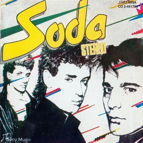 Soda Estereo Hace 30 A 241 Os Soda Stereo Sacaba Su Primer Disco