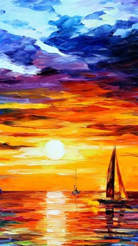 amazing sunset iphone wallpaper sunset art sky art