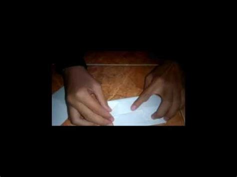 youtube membuat orang dari fondant cara membuat orang orangan dari kertas origami by ryan