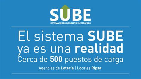 sube gob ar registrar subsidio sube mgp