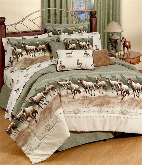 horse comforter sets horse horse stede print comforter set