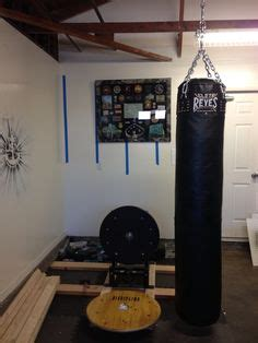 boxing and at home fitness on
