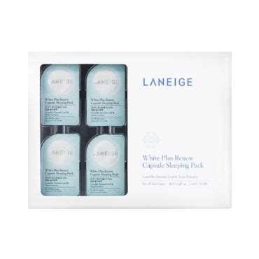 Laneige White Plus Renew Review laneige white plus renew capsule sleeping pack reviews