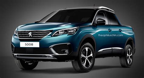 Auto Tuning Peugeot 5008 by New Peugeot 5008 Dreams Of The Countryside In Form