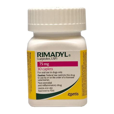 rimadyl 75mg for dogs rimadyl caplets for dogs order zoetis canine rimadyl now