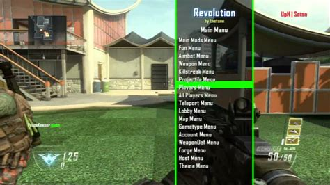 how to install cod patches mod menus using multiman tutorial black ops 2 aimbot and noclip revolution mod menu youtube