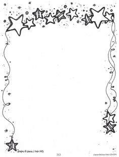 bordes de pagina colouring pages marcos y bordes decorativos para hojas de trabajo buscar