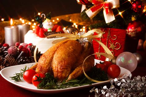 wallpaper christmas food wallpaper christmas tomatoes roast chicken food balls candles