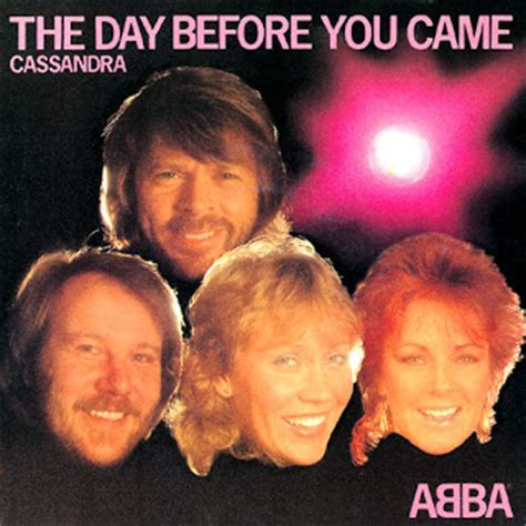 The Day Before royal trilogy abba the day before you came