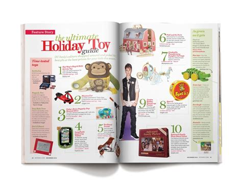 magazine layout style guide 13 best images about gift guide layout ideas on pinterest