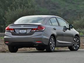review 2015 honda civic ex sedan ny daily news