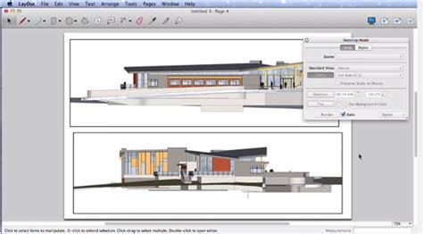 sketchup layout features layout sketchup pro sketchup pro video tutorial