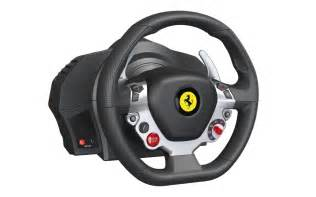 thrustmaster announces xbox one 458 italia racing