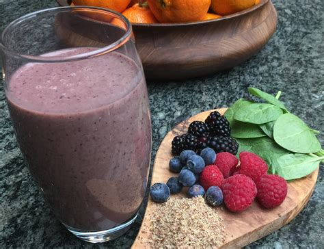 New Year Detox Smoothie by New Year Breakfast Detox Smoothie Brigstock Skin And