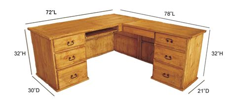 Wooden L Shaped Office Desk L Shape Office Desk Wood L Shape Desk Pine Wood L Shape Desk
