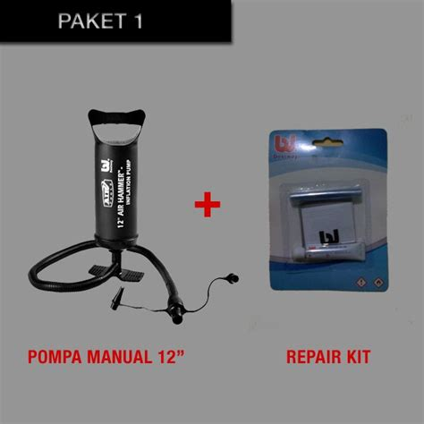 Bestway Repair Kit Lem Ban Pompa jual kasur angin bestway ukuran include pompa repair kit di lapak umama toserba