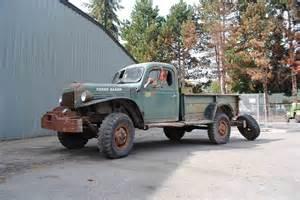 Power Wagon Dodge Alaska Forest Truck 1960 Dodge Power Wagon
