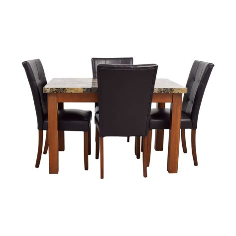 Leather Chairs For Dining Table Stunning Dining Room Table Leather Chairs Contemporary Rugoingmyway Us Rugoingmyway Us