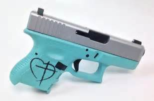 colored pistols this one is a custom for a customer who wanted a