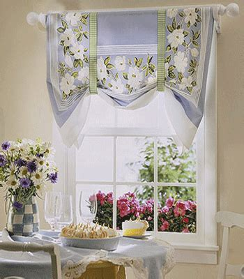 Fabric Kitchen Curtains Decor Kitchen Curtains Smart Window Treatment Ideas