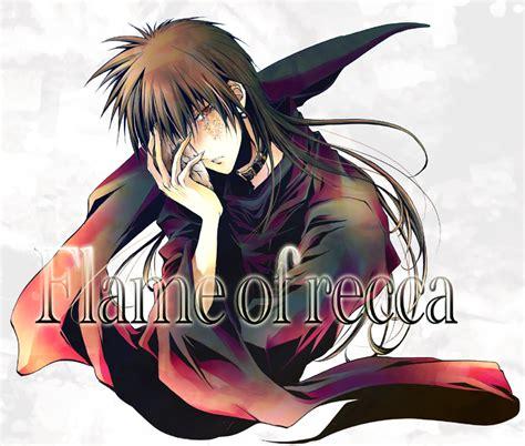 Anime Of Recca recca no honoo of recca zerochan anime image board