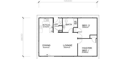 2 Bedroom Transportable Homes Floor Plans