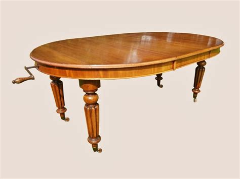 Dining Table Items Mahogany Extending Dining Table Loveantiques