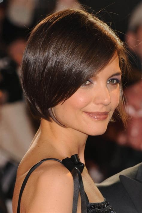 Bob Hairstyles Katie Holmes | katie holmes inverted bob hairstyles hair and style
