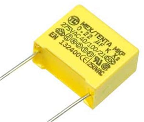 what is a x2 capacitor 0 22uf 250v metallised polypropylene x2 style capacitor technical data