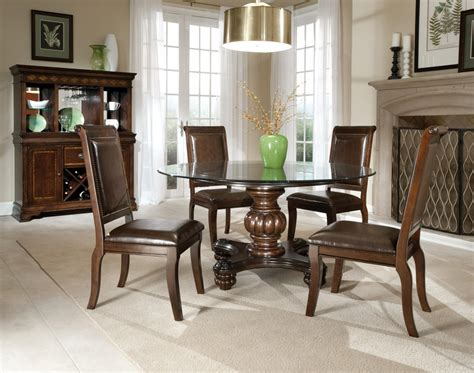 dining room dining room set with beautiful classic wooden brown glubdubs
