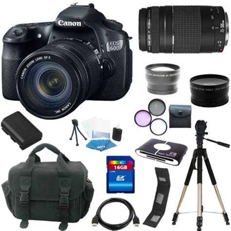 Nego Canon Eos 60d Kit Iii best sales for black friday 2012 cyber monday 2012 deals