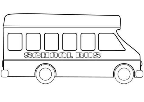 coloring page for bus get this printable school bus coloring pages online 2x536