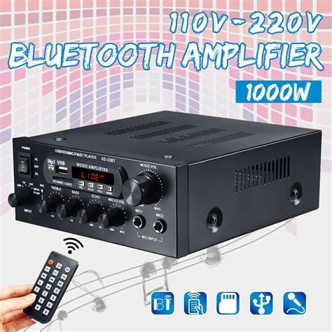 home amplifiers audio hifi bass audio power