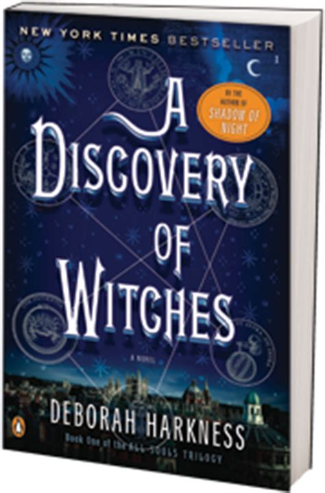 a discovery of witches all souls trilogy all souls trilogy deborah harkness penguin usa