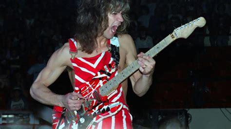 eddie van halens frankenstrat  iconic guitars rolling stone