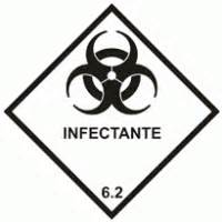 Infectante infectado logo vector cdr free download