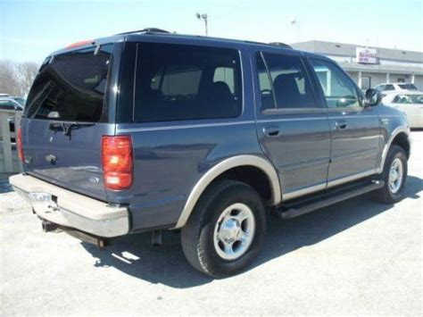 1999 ford expedition eddie bauer interior buy used 1999 ford expedition eddie bauer in 2622 us