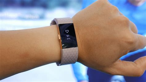 Fitbit Charge Hr Review Trusted Reviews   Autos Post