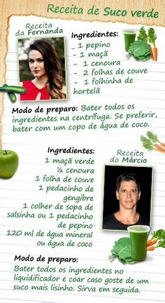 Receita Detox Temperinho Verde by Vida Saudavel On Boas Ems And Romaine Salad