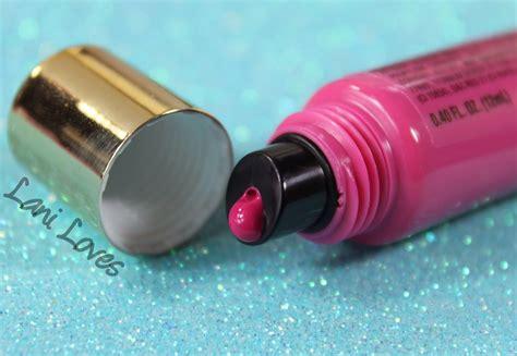 La Glazed Bombshell la glazed lip paints babydoll bombshell and coy swatches review