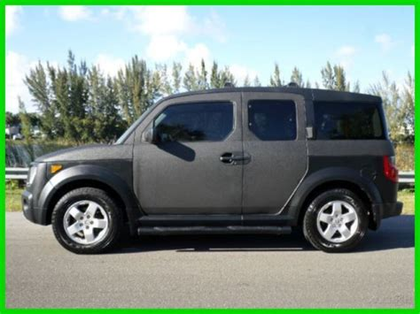Honda Paint by 2005 Honda Element Ex Awd 2 4l Automatic Line X Rhino