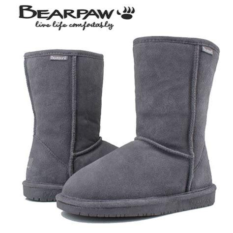 cheap paw boots get cheap bearpaw fur boots