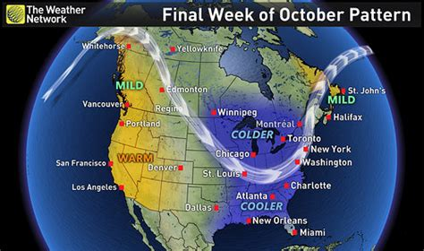 us weather network map news typhoon reinforces pattern change here in the u s