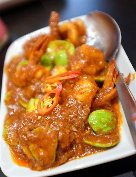 Sambal Tolly sambal chilli at atria shopping gallery review