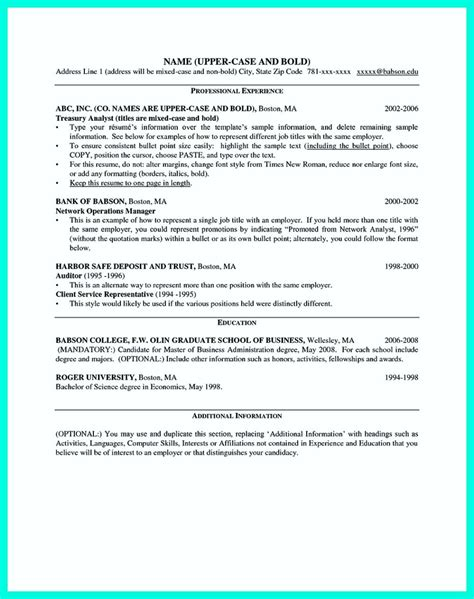 best resume format for experience holder inspiring manager resume to be successful in gaining new