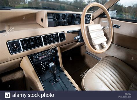 Rover Sd1 Interior by 1981 Rover Sd1 Vanden Plas V8 Powered Luxury Car With