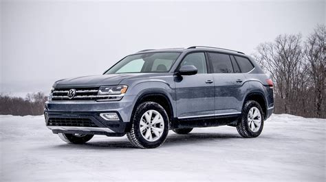 volkswagen atlas 2018 2018 vw atlas review with price horsepower and photo gallery