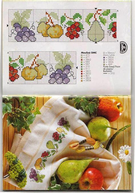 cenefas para toallas en punto de gratis graficos punto de gratis toallas pa 209 os cocina