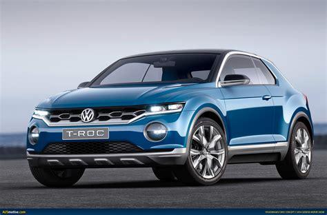 volkswagen concept ausmotive com 187 geneva 2014 volkswagen t roc concept