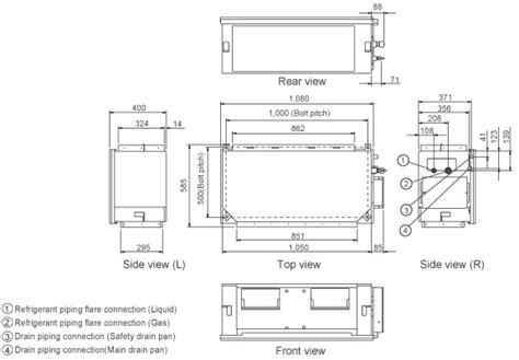 Ac Vrf Fujitsu airstage vrf systems arxc60gath fujitsu general